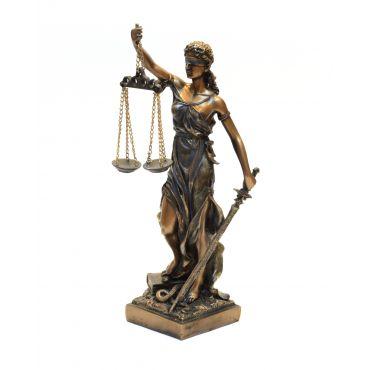 Justitia - Roman Goddess of Justice