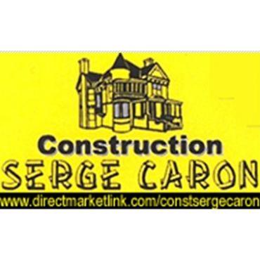 Construction Serge Caron logo