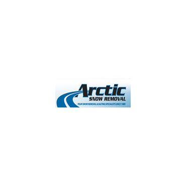 Arctic Snow Removal & Salting Service logo