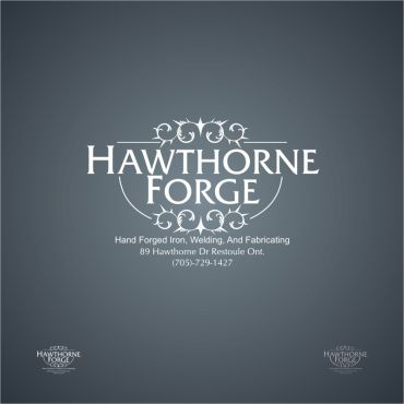 Hawthorne Forge logo