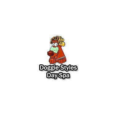 Doggie Styles Day Spa logo