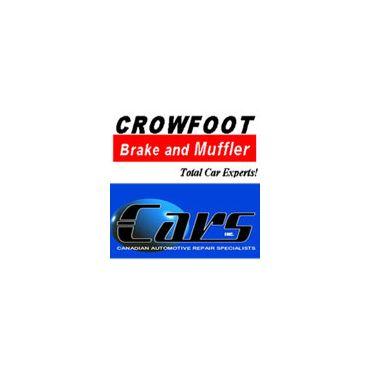 Crowfoot Brake & Muffler (CARS INC.) PROFILE.logo