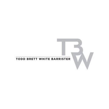 Todd Brett White Barristers PROFILE.logo