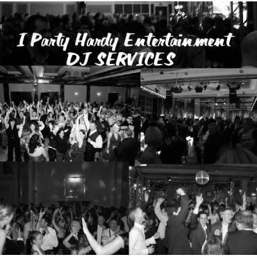 I Party Hardy Entertainment PROFILE.logo