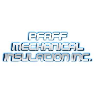 Pfaff Mechanical Insulation Inc. logo