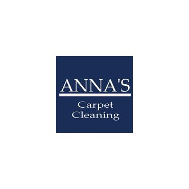 ANNA'S Carpet Cleaning logo