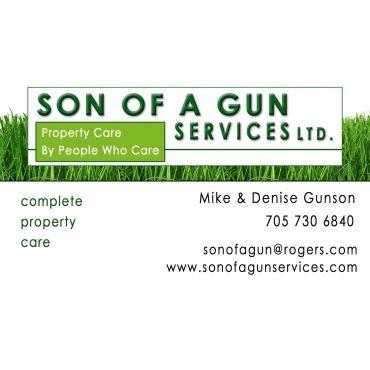 Son Of A Gun Services logo
