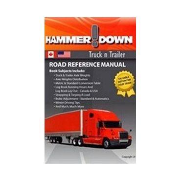 Hammer Down Truck n Trailer logo