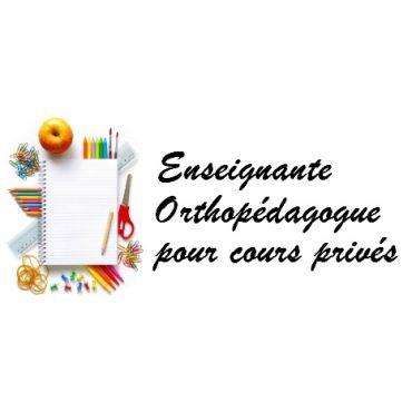 Enseignante - Orthopédagogue pour Cours Privés logo