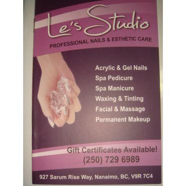 Le's Studio PROFILE.logo