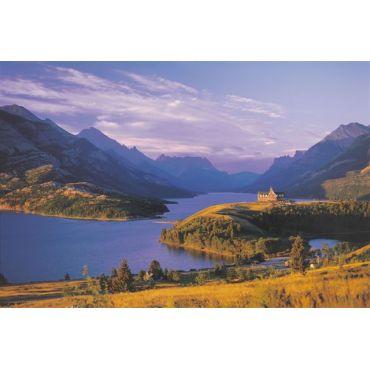 Waterton Lakes, (Alberta Gov Photo)