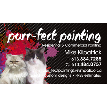 PURR FECT PAINTING & DECORATING