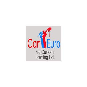 Can Euro Pro Custom Painting Ltd. logo