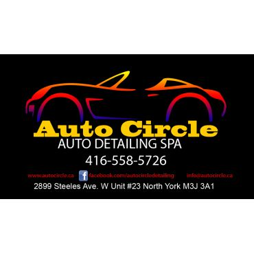 Auto Circle Auto Detailing Spa logo