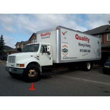 Quality Moving & Packing PROFILE.logo