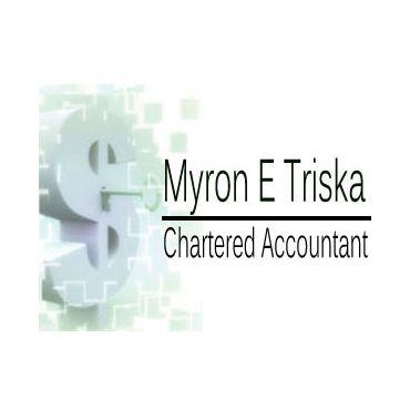 Myron E Triska Chartered Accountant PROFILE.logo