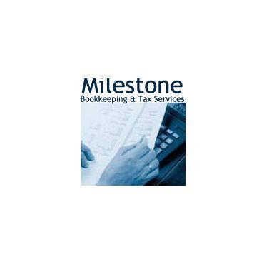 Milestone Bookkeeping & Tax Services PROFILE.logo