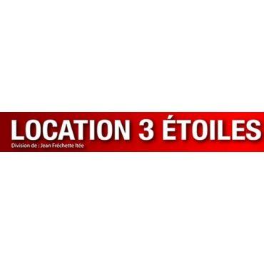 Location 3 Étoiles logo