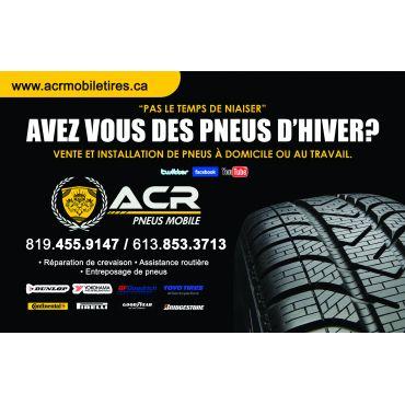 ACR mobile tire gatineau qc