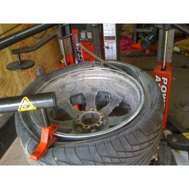 At HOME tire services Ottawa Gatineau