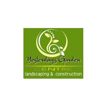Yesterdays Garden Centre - landscaping and construction logo
