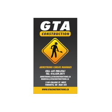 GTA Construction logo