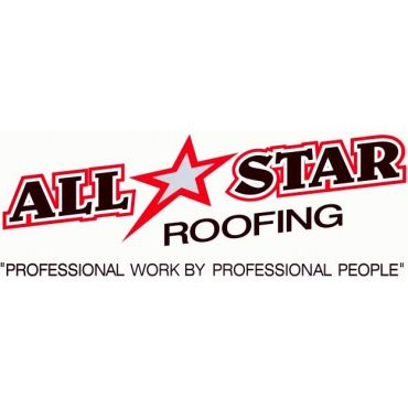 All Star Roofing logo