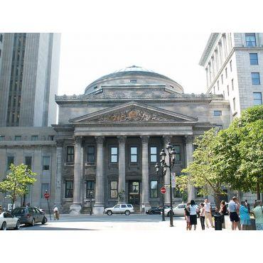 Siège social de la BMO Banque de Montréa