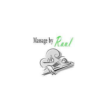 Massage by Raul PROFILE.logo