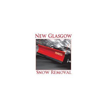 New Glasgow Snow Removal logo