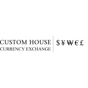 Custom House Currency Exchange - Western Union North Vancouver logo