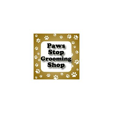 Paws Stop Grooming Shop PROFILE.logo