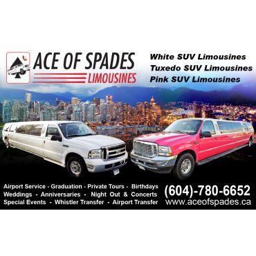 Ace of Spades Limousines PROFILE.logo