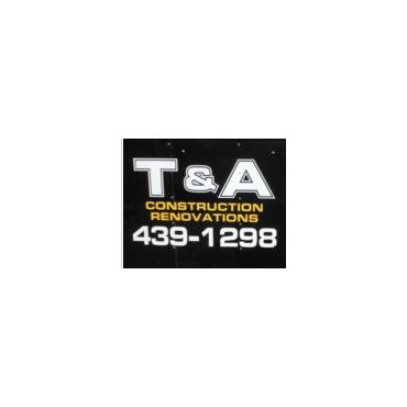 T & A Construction PROFILE.logo