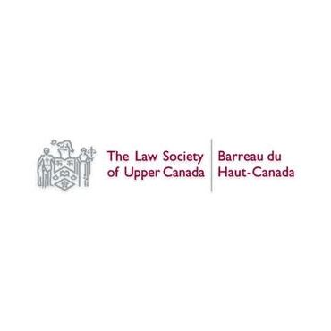 Licenced by the Law Society of Upper Can