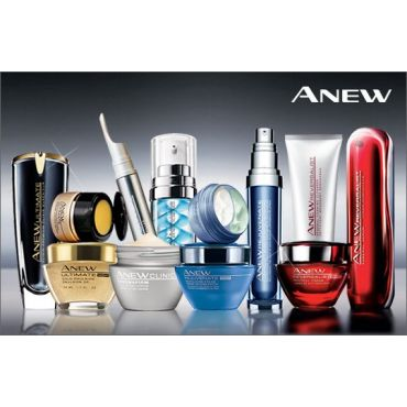 Avon's Anew Skincare