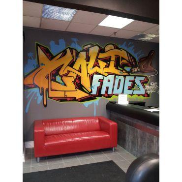 California Fades logo