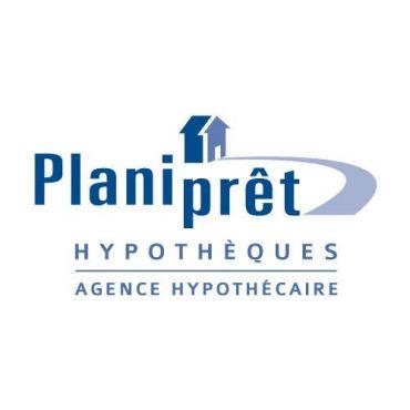Gilles Bouillon Courtier Hypothécaire agréé Planiprêt logo