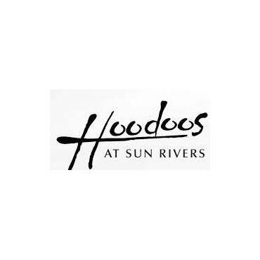 *VIP*HOODOOS AT SUN RIVERS logo