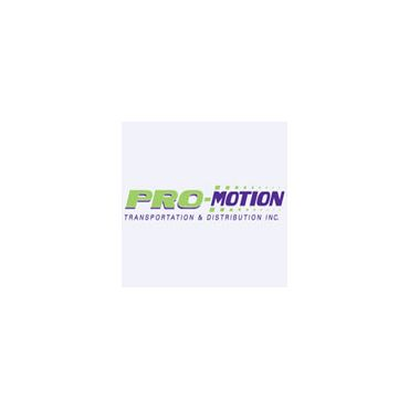 Pro-Motion Transportation & Distribution Inc. PROFILE.logo
