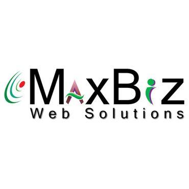 MaxBiz Web Solutions logo