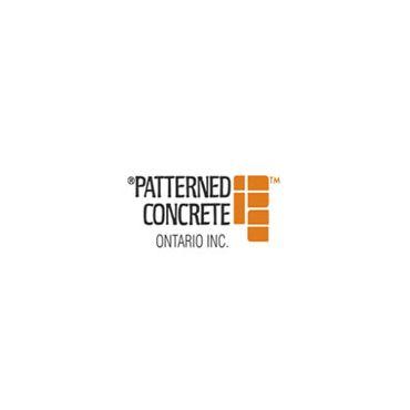 Patterned Concrete Ontario Inc. PROFILE.logo