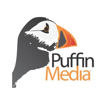 Puffin Media logo