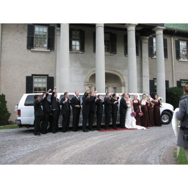 WEDDING SUV LIMOUSINE