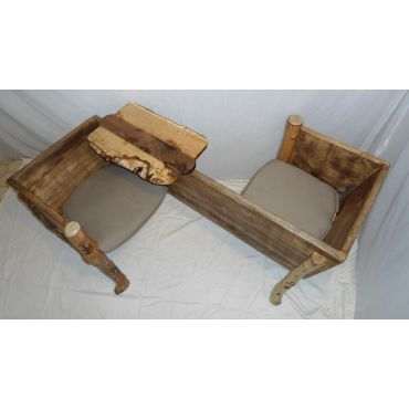 Refined Rustic Furniture