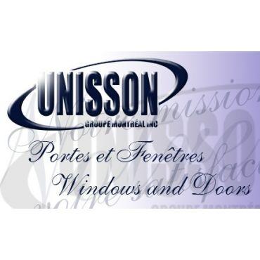 Unisson Groupe Montreal - Portes et Fenêtres / Win logo