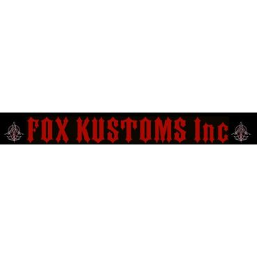 FOX KUSTOMS INC PROFILE.logo