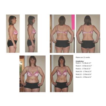 Michelle Wilson Success Story on Trimma