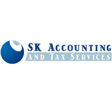 SK Accounting and Tax Services logo