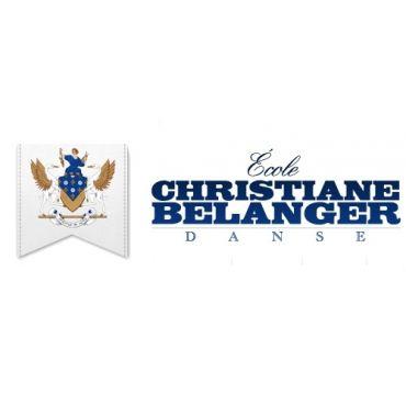 L'École Christiane Bélanger-Danse/L'École du Ballet de Québec logo